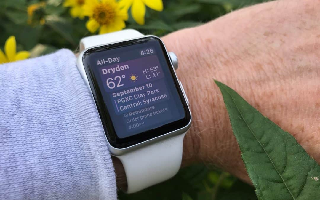 7 Great New Features in watchOS 4