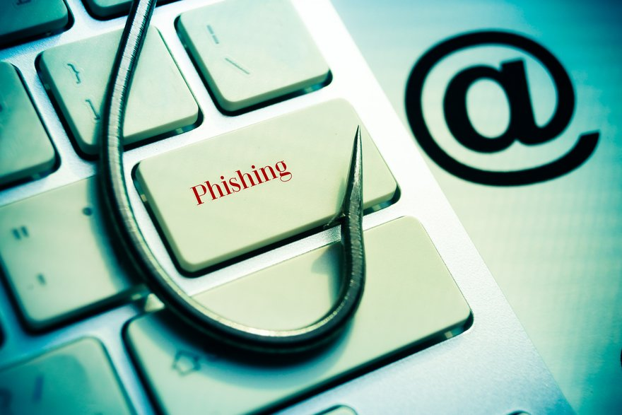 Don't fall for phishing attempts!