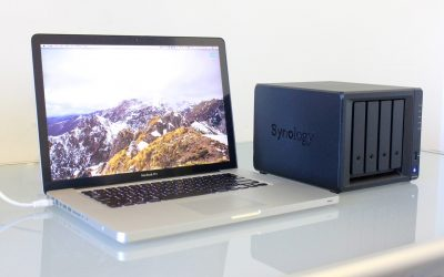 Go Beyond External Hard Drives with Network-Attached Storage