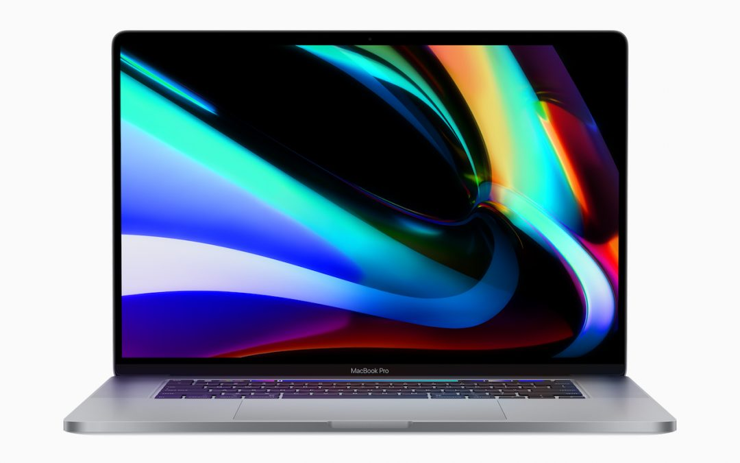 New 16-inch MacBook Pro Sports a Redesigned Scissor-Switch Keyboard