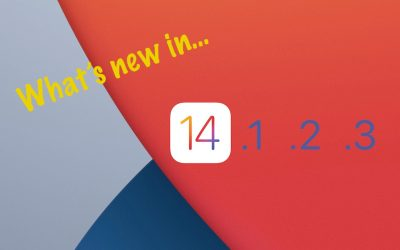 New Features You May Have Missed in the iOS 14.1, 14.2, and 14.3 Updates