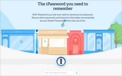 Getting Started with 1Password